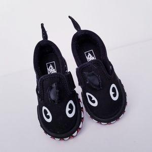 Vans Shark Slip Ons Sneakers